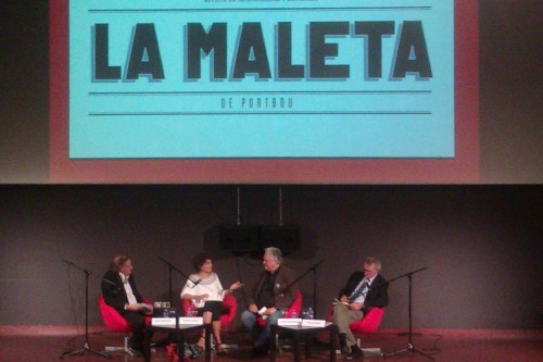 """La Maleta de Portbou"""