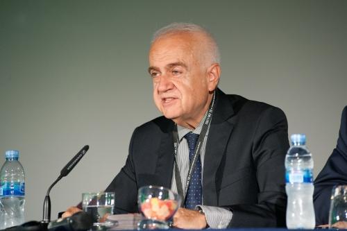 Daniel Faura, presidente del Arco Mediterráneo de Auditores