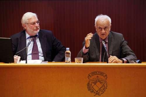 Daniele Perico y Daniel Faura