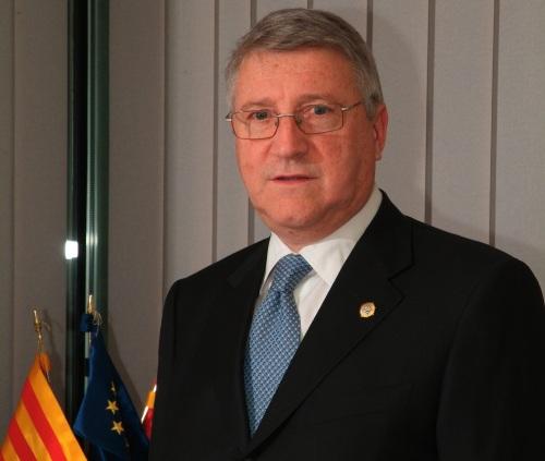 Eduard Soler, decano Colegio Titulados Mercantiles y Empresariales de Barcelona