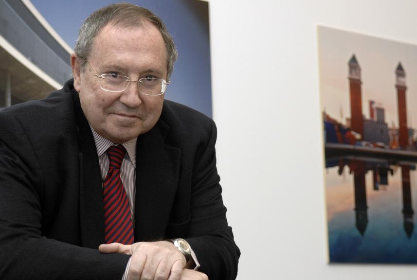 Josep Lluís Bonet, presidente Fira de Barcelona