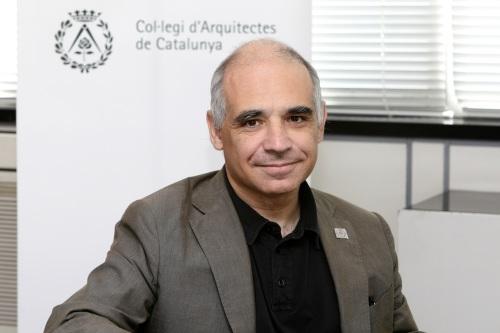 Lluís Comerón, presidente del ITeC