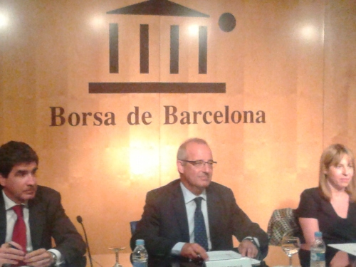 Joan Cavallé, Patricia Alonso,  i Bas Fransen