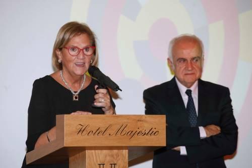 Núria de Gispert presidenta Parlament de Catalunya_Daniel Faura president CCJCC