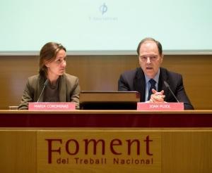 Maria Corominas_F. Iniciativas_Joan Pujol_Foment del Treball